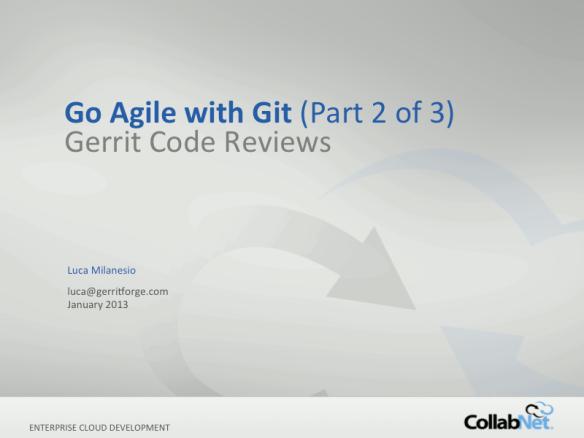Gerrit Code Review