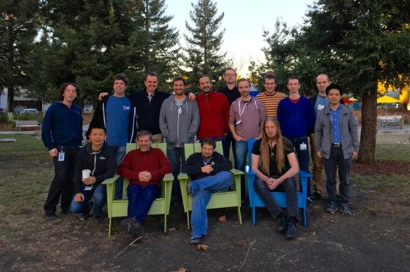 Gerrit Hackathon 2015